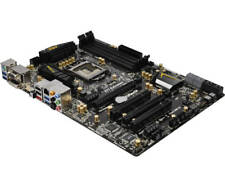 ASRock Z77 Extreme4 Intel LGA1155 H2 Motherboard DDR3 ATX  Backplate Included