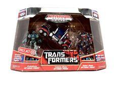 2007 Transformers Optimus Prime ~ Die Cast Titanium Series Die Cast (Sealed)