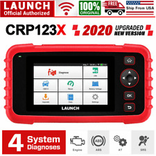 2020 LAUNCH Code Reader CRP123X PRO OBD2 Scanner WIFI Automotive Diagnostic Tool