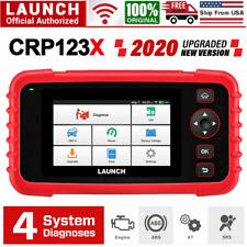 2021 Launch Code Reader Crp123x Pro Obd2 Scanner Wifi Automotive Diagnostic Tool