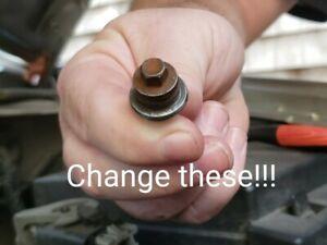 """GM Side Post Terminal """"Better Battery Bolt"""" (1 pair) 19115561 Battery Terminals"""