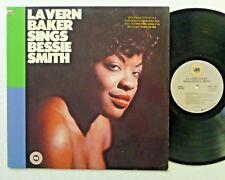 LA VERN BAKER Sings Bessie Smith LP Reissue blues r&b    #1518