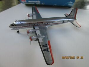 Hobby Master 1/200: American Airlines DC-4 NC90417  HL2011  RARE