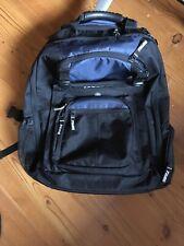 Targus Technology/Laptop Backpack Dark Blue and Black many pockets