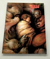 Taboo #3  SpiderBaby Graphic Novel, Clive Barker Horror, Rare TPB