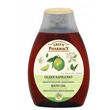 Elfa Pharm Green Pharmacy Bath Oil Bergamot, Lime 250ml SALE SALE SALE
