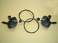 SRAM DoubleTap 9 Schalthebel 3 x 9 -fach Flat-Bar-Rennradschalthebel  NEU