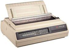 Oki Microline 3410 ML-3410 ML3410 Wide Format Dot Matrix Printer *Not 395 * JM