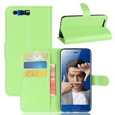 Tapa Protección Verde para Huawei Honor 9 potada del libro