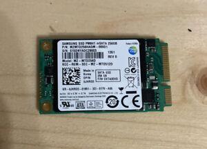 Samsung MSATA 256GB SSD Pm841 1.8 Hard Drive Fast Drive