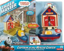 Trackmaster Thomas & Friends Captain at The Rescue Centre Light,Sounds & Phrases
