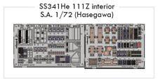 Eduard 1/72 Heinkel él Interior 111Z # SS341