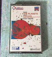 HOLST THE PLANETS Williams Star Wars - DECCA - Ovation - Chrome Dioxide Cassette