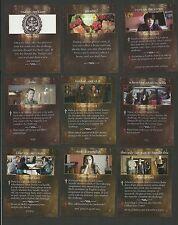 Anna Kendrick Gregory Tyree Boyce Michael Welch Twilight Saga Fab card LOT A