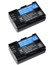 2x Battery LC-E6N LP-E6N for Canon EOS 5D 6D 7D Mark II 70D 80D by AU