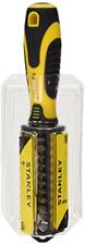 Stanley STHT070885 Multibit Screwdriver Set, 22.8x 7.6x 5cm 34 Pieces