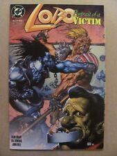 Lobo Portrait of a Victim #1 DC Comics 1993 - 9.4 Near Mint
