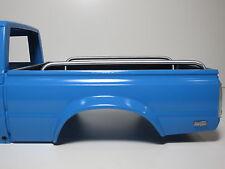Custom Pair Aluminum Side Bed Rail Handlebar for Tamiya 1/10 RC Toyota Hilux