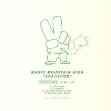 "Magic Mountain High - Spacepod (Vinyl 12"" - 2016 - EU - Original)"