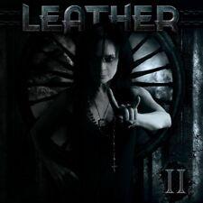 LEATHER - II (NEW*US METAL*COMEBACK*CHASTAIN*BITCH*DIO*SATAN'S HALLOW)