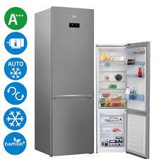 Kühlschrank Kühl-Gefrierkombination A+++ BEKO RCNA400E40ZXP No Frost Edelstahl