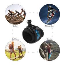 TELESIN 360° Rotation Wrist Hand Strap Band Holder Mount for GoPro Hero 7/6/5