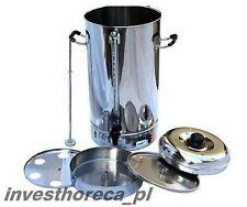 Kaffeemaschine 15L Tassen Kaffeeperculator Rundfilter Teemaschine 230V