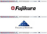 Titleist Golf TS2 TS3 917 Driver Shaft Fujikura Atmos Tour Spec Folds Of Honor