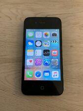 Apple iPhone 4S Unlocked Black 8GB A1387 In EUC