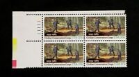 US Plate Blocks Stamps #2037 ~ 1983 CIVILIAN CONSERVATION 20c Plate Block MNH