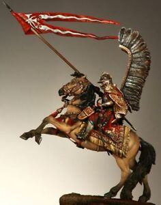 Polish Winged Hussar Painted Toy Soldier Miniature Pre-Sale | Museum