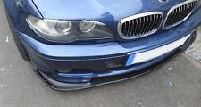 BMW E46 M Sport Paraurti Spoiler Lip Chin Tuning Power Tech mt2 CSL Valance Sport