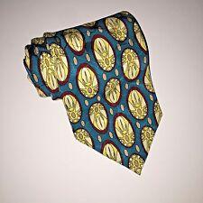 Leonardo Da Vinci Masterpiece Image Mens Silk Neck Tie