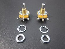 2 Drive In Movie Theatre Speaker POTENTIOMETERS, RCA, REED, SPECO, DITMCO, NEW!