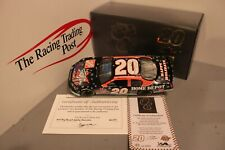 2007 Tony Stewart Holiday Collection 1/24 Action RCCA Elite Diecast Autographed