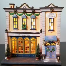 New ListingDept 56 Christmas in the City - 5th Avenue Salon - Excellent - #58950