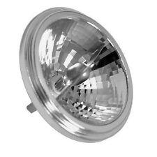 AR111 G53 Halógeno Reflector de aluminio 75W 12V Bombilla Luz 8 grados Lámparas Marca Ge