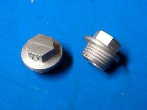 TRIUMPH T100R C TR5T T120R TR6 C  BONNEVILLE ROCKER BOX INSPECTION PLUGS 71-2079