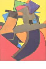 ESTEVE Maurice Lithographie couleur Balmouré 1974 imprimeur Mourlot