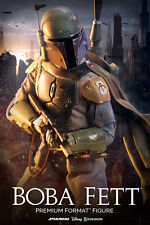 Star Wars Boba Fett Premium Forma Figure by Sideshow 1/4 Scale Statue IN STOCK