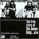 Joe Walsh, The James Gang-The True Story Of the James Gang... Plus CD