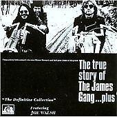 Joe Walsh, The James Gang-The True Story Of the James Gang... Plus CD