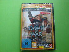 Warhammer 40.000: Dawn of War II-Game of The Year Edition (PC, 2010, DVD-BOX)