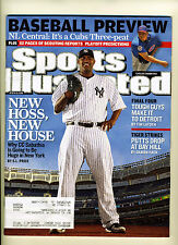 April 6 2009  Sports Illustrated   CC Sabathia   Yankees