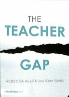 The Teacher Gap by Rebecca Allen 9781138730892 | Brand New | Free UK Shipping