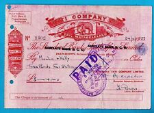 More details for southern rhodesia barclays bank of south africa w/stamp £3/4p 24.10.55 xf exrare