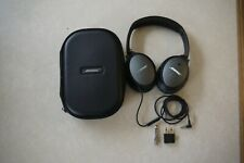 Bose QuietComfort QC25 Noise Cancelling Headphones Excellent condition