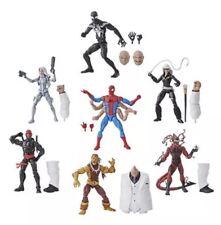 Marvel Legends Spider Man Kingpin BAF Set Of 7 Presale Puma Night Thrashers More