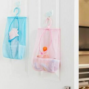 Home Use Hang Mesh Bag Clothes Storages Laundry Bags Bathroom Travel Products