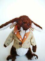 Teddy  rabbit Shura   OOAK Artist Teddy by Voitenko Svitlana.